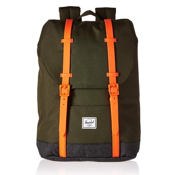 a93b5d1f8fb7 Herschel Retreat Youth Backpack